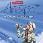 <b>Michel Drucker, président d'honneur d'Airexpo 2017 !</b>
