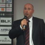 <b>Projets, économie, image… Les ambitions de Didier Lacroix, nouveau président du Stade Toulousain</b>