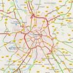 <b>Bouchons, pluie et accidents : circulation compliquée sur les routes à Toulouse, mardi</b>