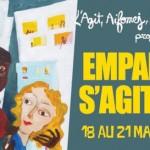 <b>Empalot s&#039;agit(e) du 18 au 21 mai !  http://bit.ly/203BEmR #Toulouse #visiteztoulouse cc @agit...</b>