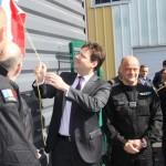<b>Le ministre de l'intérieur inaugure l'antenne du Raid à Toulouse</b>