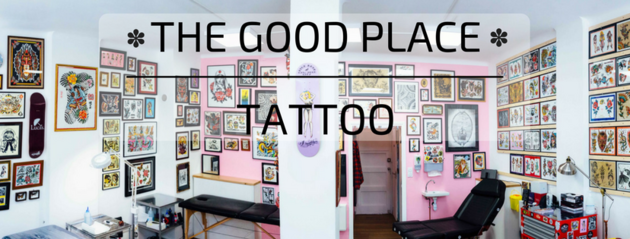 the good place tattoo le premier salon mus e du tatouage toulouse toulouse. Black Bedroom Furniture Sets. Home Design Ideas