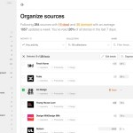 <b>Coming Soon: The New Organize Experience</b>