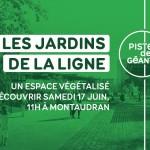 <b>Venez découvrir demain matin en famille les Jardins de la Ligne. 1 poumon vert à #Montaudran qui ren...</b>