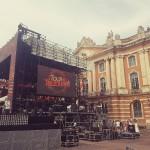 <b>Demain #Toulouse sera en direct sur @France2tv ! #visiteztoulouse #FDLM2017pic.twitter.com/24pSFxchB...</b>