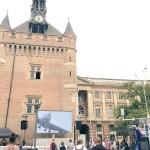 <b>Live : Bourget sur Garonne, retransmission des vols au Bourget. #Toulouse #visiteztoulouse cc @Airbu...</b>