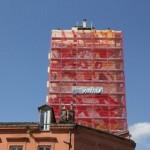 <b>La plus grande fresque murale du centre-ville de Toulouse en cours de création</b>
