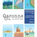 <b>Exposition Garonne au fil de l'eau à l'EDF Bazacle</b>