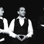 <b>La Compagnie Trilces Théâtre au Grand Rond !</b>