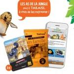 <b>Toulouse en famille avec les As de la jungle !</b>