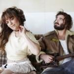 <b>Le duo Angus &amp; Julia Stone en concert au Zénith de Toulouse</b>
