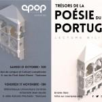 <b>Trésors de la Poésie du Portugal</b>