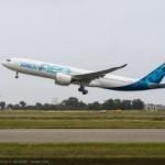 <b>L'A330 Neo prend son premier envol</b>