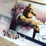 <b>Graff in Victor Hugo #VisitezToulouse #StreetArt @Xavier_affineurpic.twitter.com/SGhmKdyzlw</b>