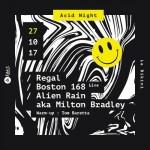 <b>Acid Night ce vendredi soir au Bikini</b>