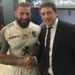 <b>Stade Toulousain : David Roumieu finira la saison à Toulouse</b>