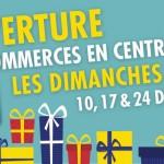 <b>Ce dimanche, les commerçants du centre-ville sont ouverts :  http://bit.ly/2AhbJ8l #Toulouse #visit...</b>