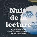 <b>Ne manquez pas la 2e Édition de la Nuit de la lecture samedi 20 janvier, partout en France et à Toul...</b>