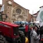 <b>Les agriculteurs menacent de bloquer le périphérique toulousain ce mercredi</b>