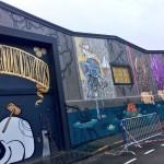 <b>La plus grande fresque #Graffiti de #Toulouse inaugurée en ce moment - Jy l&#039;artiste @100taur et...</b>