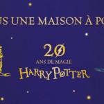 <b>Tout le week-end, on fête les 20 ans de la parution du 1er tome de Harry Potter ! Les lieux et détai...</b>