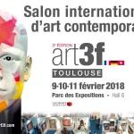 <b>Ce week-end, le salon de l&#039;art contemporain se tient au Parc des expositions #Toulouse : 150 ar...</b>