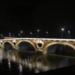 <b>#BuenasNoches desde el puente de #Toulouse #visiteztoulouse. Ahora toca descansar para mañana conoce...</b>