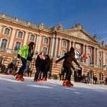 <b>La patinoire revient place du Capitole</b>