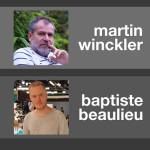 <b>GibMédecin et écrivain, deux métiers deux vocations : rencontre croisée entre Martin Winckler et Bap...</b>