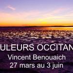 <b>Toutes les couleurs occitanes, prises par le photographe toulousain Vincent Benouaich, à voir jusqu'...</b>