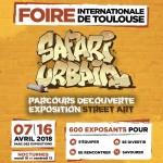 <b>La @foiredetoulouse démarre ce week-end aux Parc des Expositions de #Toulouse ! Deux nocturnes sont ...</b>