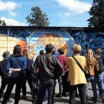 <b>Il reste des places pour le Graff Tour de mercredi ! #visiteztoulouse avec un graffeur et une guide ...</b>
