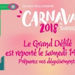 <b>à vos déguisements !  CARNAVAL DE TOULOUSE REPORTÉ LE SAMEDI 14 AVRIL ! Toutes les infos :  https://...</b>