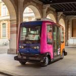 <b>Ce soir à 18h, sur @viaOccitanieTV, un sujet sur #Toulouse, transports du futur», à voir également...</b>