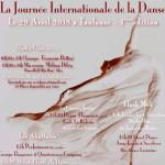 <b>La première journée de la Danse, ce dimanche à Toulouse</b>