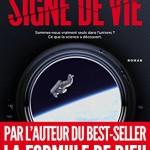 <b>CONCOURS – GAGNEZ LE LIVRE « Signe de vie»</b>