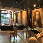<b>Sakah Galerie, l'émotion pour principale motivation</b>