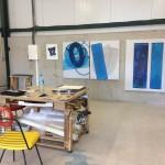 <b>Visite d'atelier  – Thomas Berthuel-Bonnes</b>