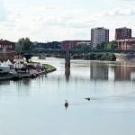 <b>La Marine s&#039;installe port Viguerie pour son animation demain et après-demain #Toulouse #visitez...</b>