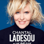 <b>Chantal Ladesou de passage par Toulouse en avril 2019</b>