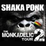 <b>Shaka Ponk de retour à Toulouse en mars 2019</b>
