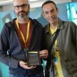 <b>Les toulousains de TAT productions reçoivent le 1er Trophée de l'Animation</b>
