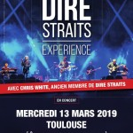 <b>The Dire Straits Experience en 2019 à Toulouse</b>
