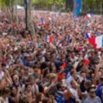<b>France / Belgique sur grand écran à la Prairie des Filtres</b>