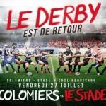 <b>Colomiers- Stade Toulousain, le retour du Derby le 27 juillet</b>