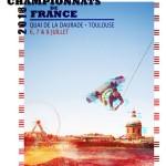 <b>Les Championnats de France de Wakeboard et Wakeskate à Toulouse</b>