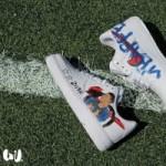 <b>Docteur Sneaker crée deux paires de baskets pour le champion du monde Kylian Mbappé</b>