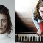 <b>Pomme et Liz Van Deuq en concert à la Salle Nougaro en 2019</b>