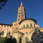 <b>Deux monuments incontournables de #Toulouse : la basilique St Sernin et l'hôtel particulier d'Asseza...</b>