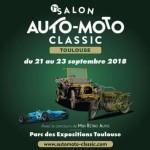 <b>Le Salon Auto-Moto classic le weekend prochain à Toulouse !</b>